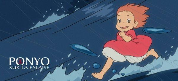 Gake no ue no Ponyo (Ponyo sur la Falaise) Ponyo-sur-la-falaise