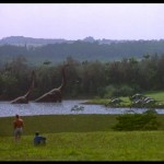 Jurassic Park, la trilogie