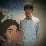 Keiichi Hara Hokusai