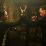 "This publicity photo released by courtesy of The Weinstein Company shows Ziyi Zhang, left, and Tony Leung Chiu Wai, in The Weinstein Company's upcoming release, ""The Grandmaster."" Wong Kar Wai swears he's seen people fly. The acclaimed Hong Kong director crossed China meeting 100 kung fu masters as research for his new film about Bruce Lee's teacher, ""The Grandmaster."" (AP Photo/Courtesy The Weinstein Company)"